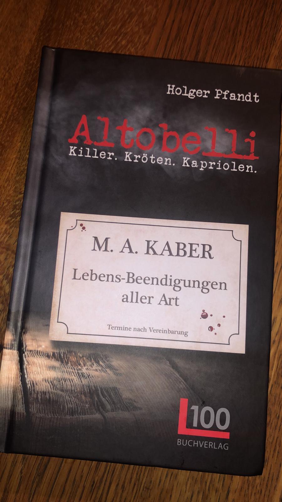 Buch Altobelli