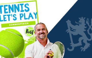 Tennis Sommercamps by KVW