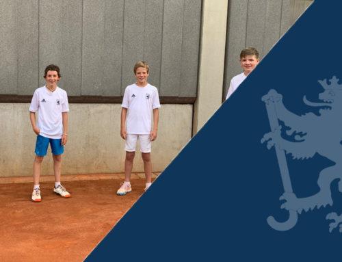 Tennis-Saison update und Ferien-Camp-Ausblick
