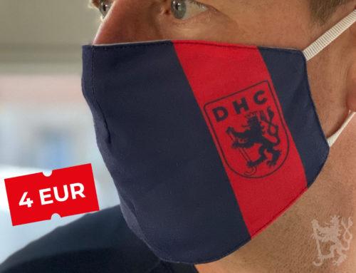 """DHC Mund-Nasen-Schutz (""""Maske"""")"""