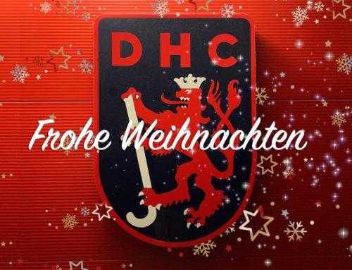 DHC Weihnachtsgrüße
