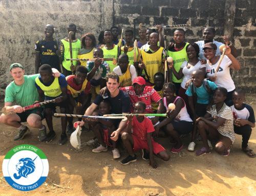 Projektvorstellung – Sierra Leone Hockey