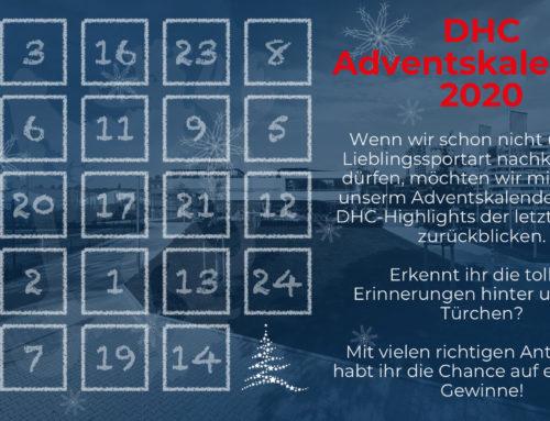 DHC Adventskalender 2020