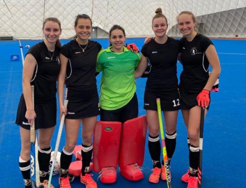 5 DHC-Spielerinnen bei Pro League Spielen in Buenos Aires