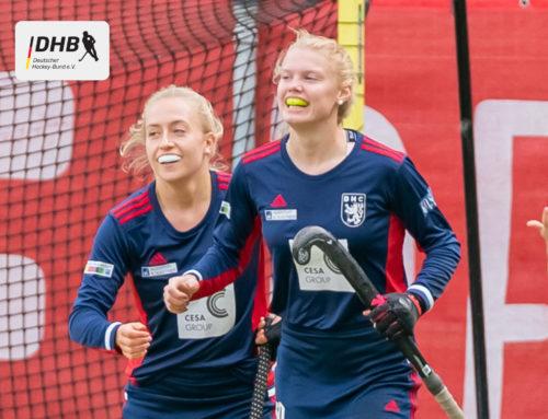 3 DHC-Spielerinnen beim U19 DHB-Lehrgang