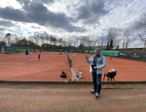 Zwei zusätzliche Tennisplätze für den DHC in Büderich