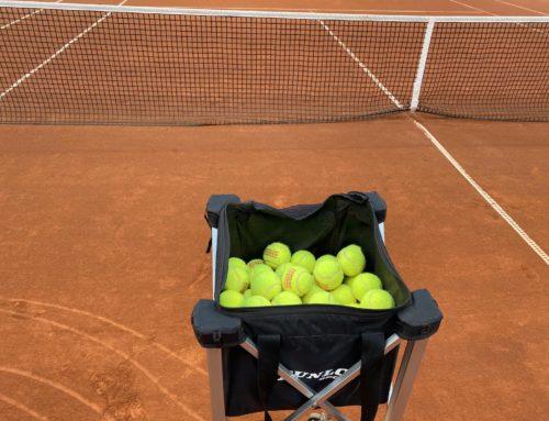 Umstellung auf den Tennis-Sommer-Trainingsplan
