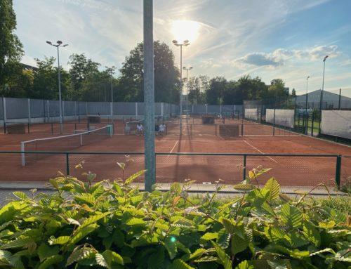 Tennis Saison-Update zum Medenspiel-Anfang