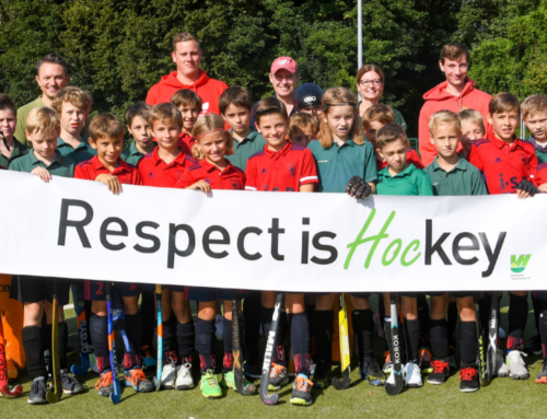 """Respect is Hockey"""