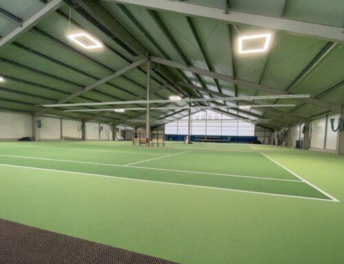 Tennishallen-Nutzung Winter 21/22